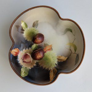 Antique Noritake Morimura Nippon Chestnut Bowl